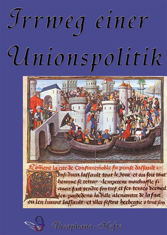 Anastasios Kallis, Irrweg einer Unionspolitik